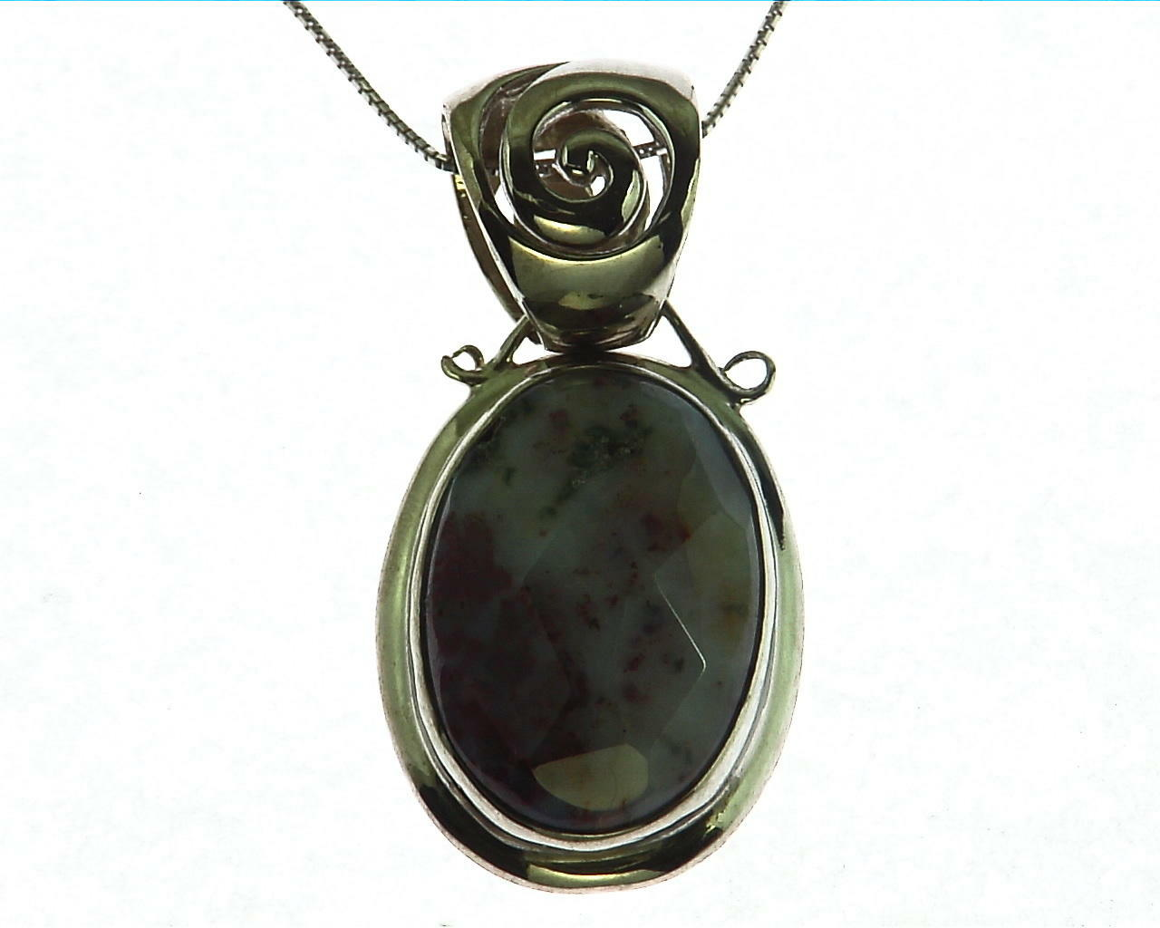 Agade Sterling Silver pendant