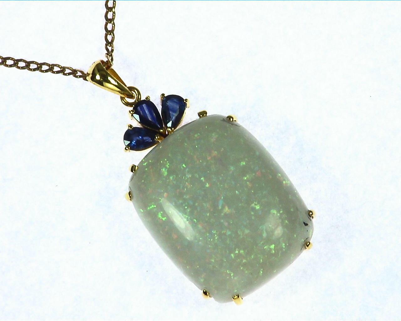 Australian Opal pendent