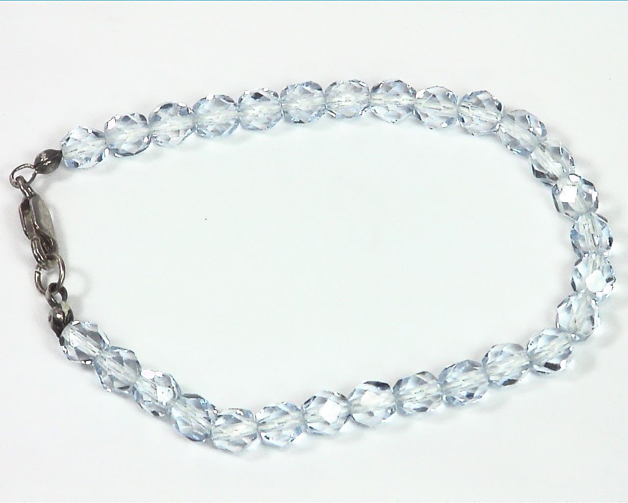 Swarovski Crystal Bead Bracelet BSB,805