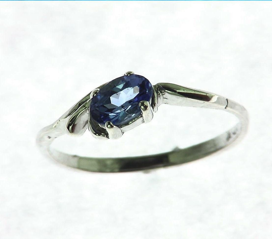 Blue Sapphire Gold Ring RFK,219