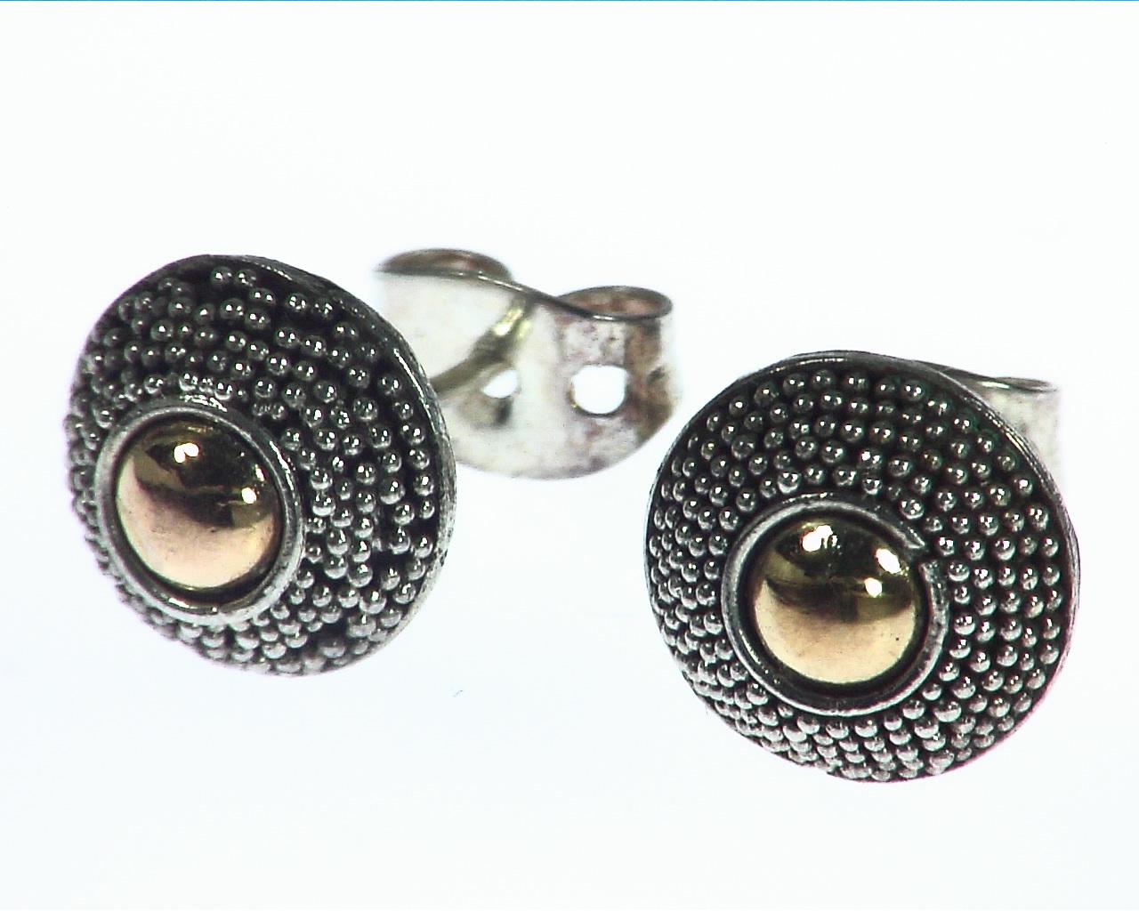 Sterling Silver Stud Earring ESS, 793