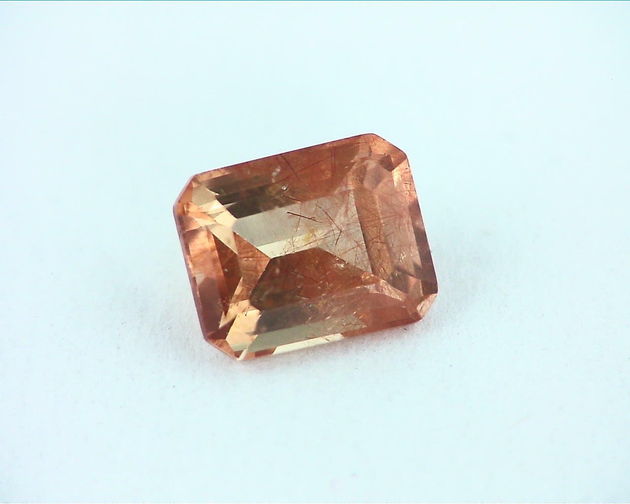 Imperial Topaz Natural Genuine Gemstone GSG,19