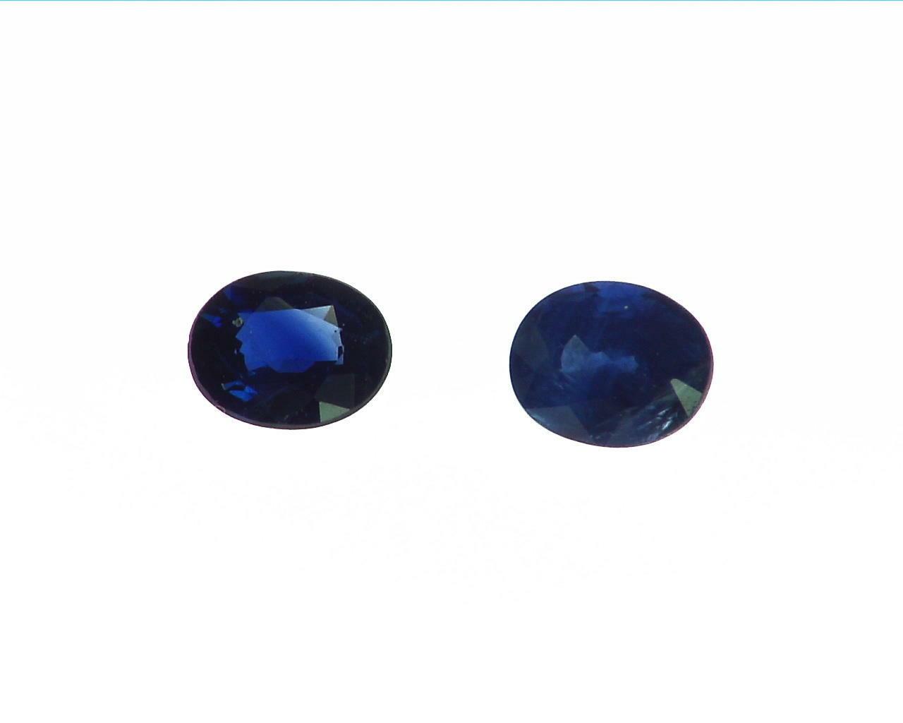 Blue Sapphire Natural Genuine Gemstones GPG247
