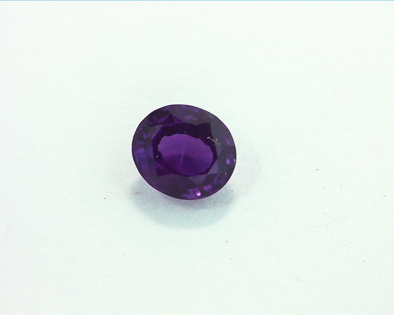 Purple Sapphire Genuine (Sri Lanka) GPG,627