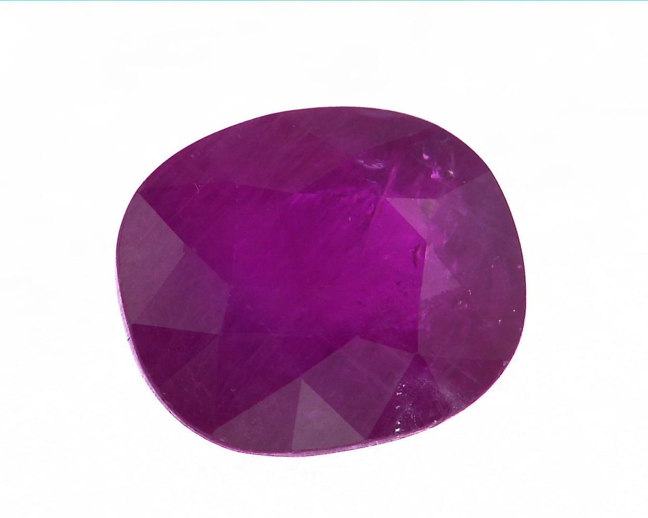 Ruby Natural Genuine Gemstone Unheated GPG725