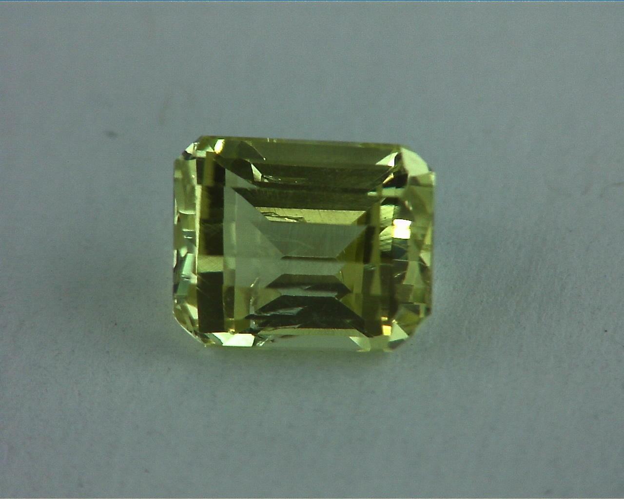Sphine Faceted Natural Genuine Gemstone GRG726
