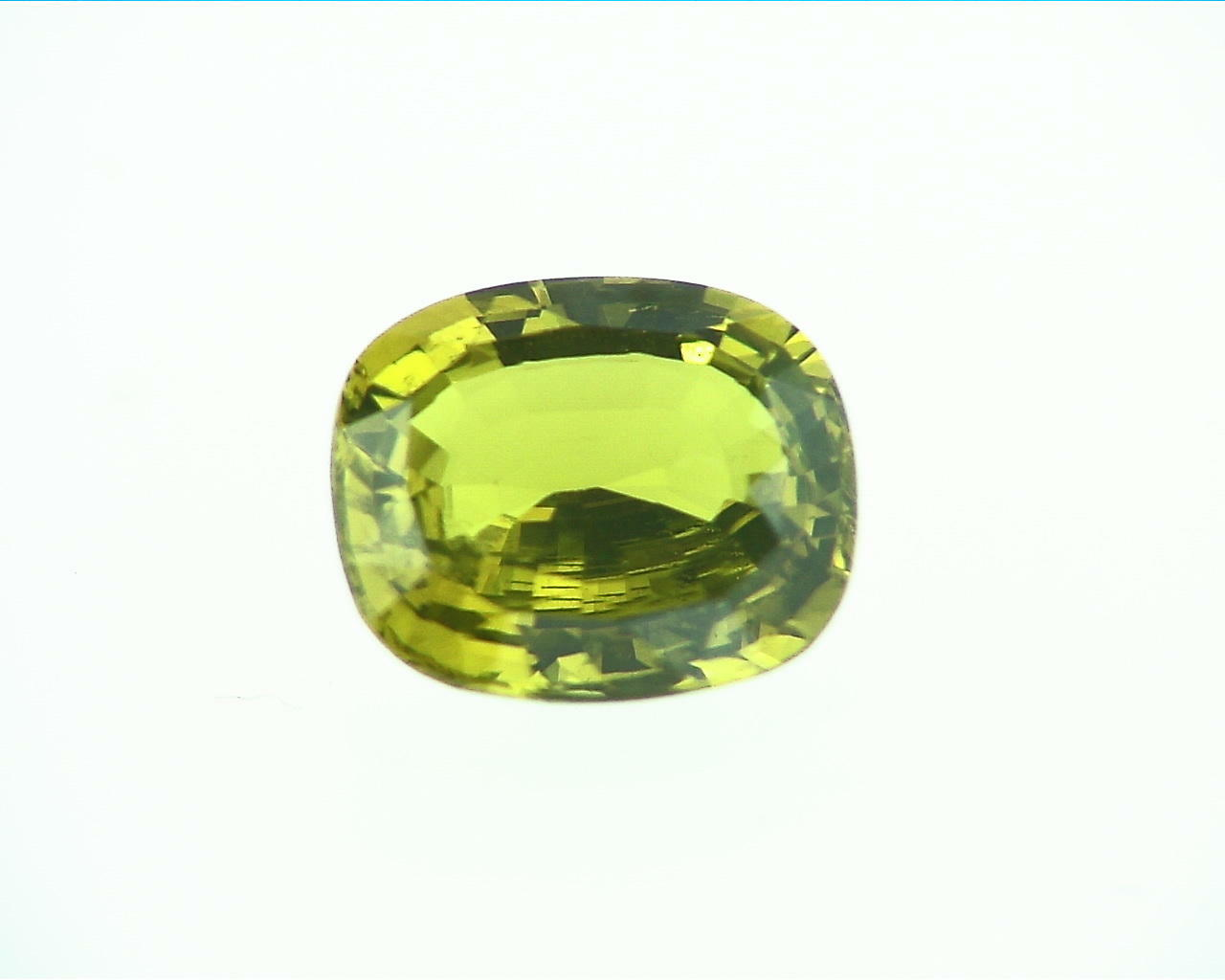 Chrysoberyl Natural Genuine Gemstone Sri Lanka GRG76