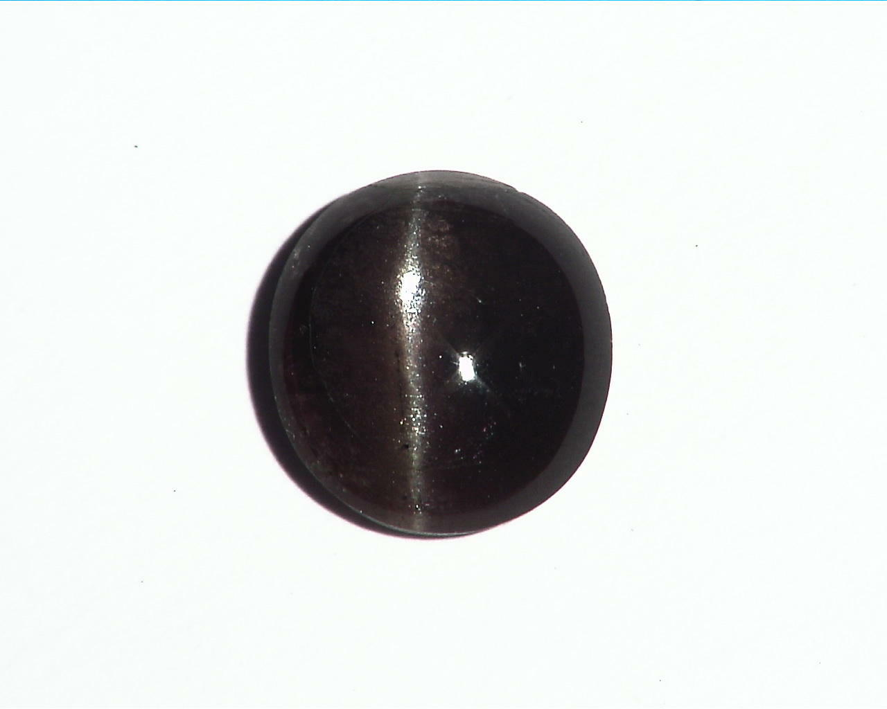 Fibrolite Cates Eye Natural Genuine Gemstone GRG79