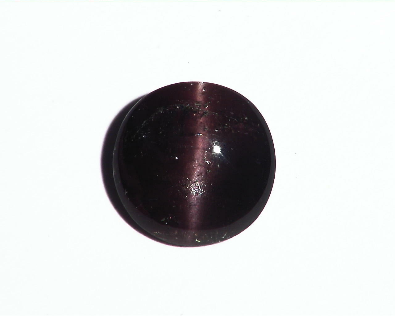 Fibrolite Cates Eye Natural Genuine Gemstone