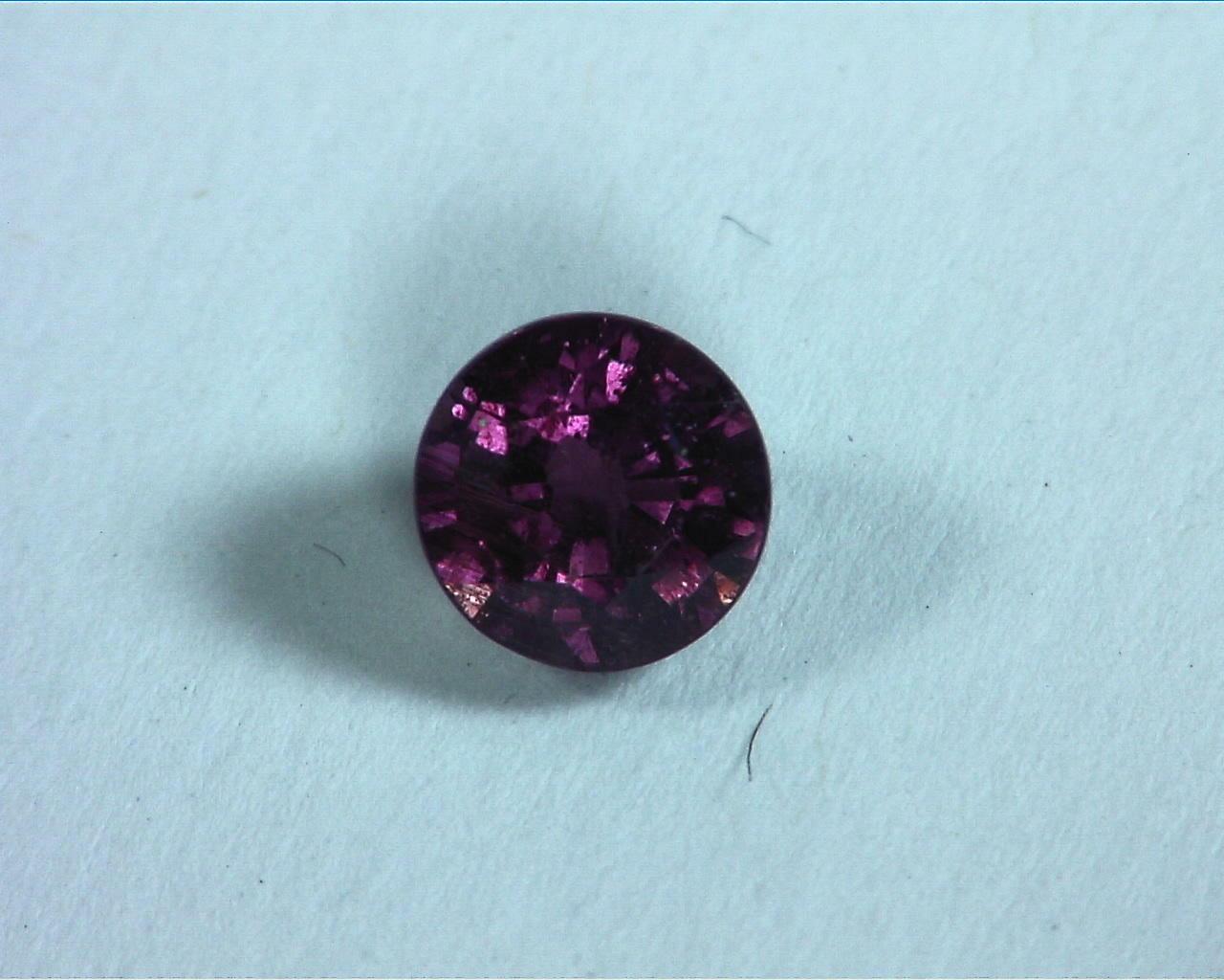 Sapphire Purple, Color Change Natural (Sri Lanka) GRG651
