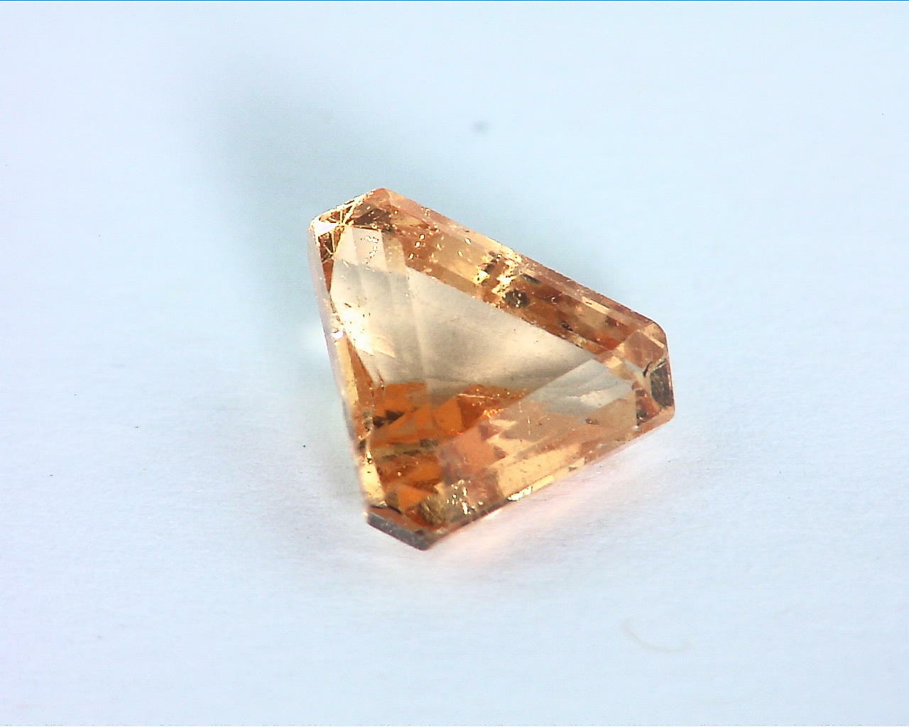 Hessonite Garnet Natural Genuine Gemstone GSG,66