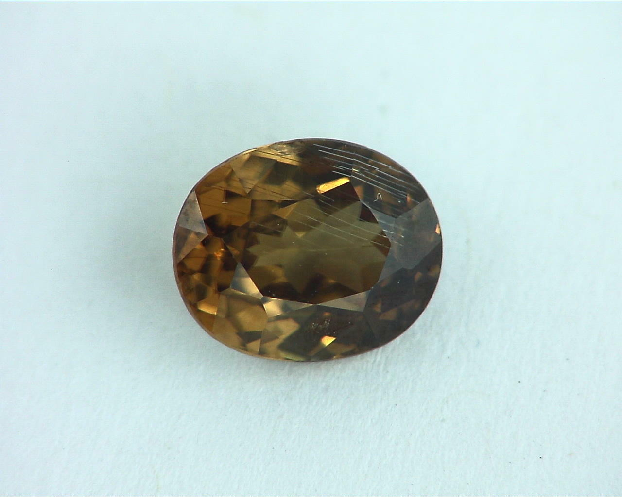 Gemstone, Natural Genuine Zircon