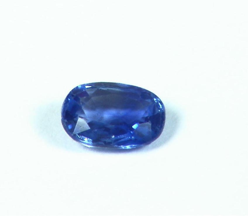 Natural Genuine Blue Sapphire Gemstone
