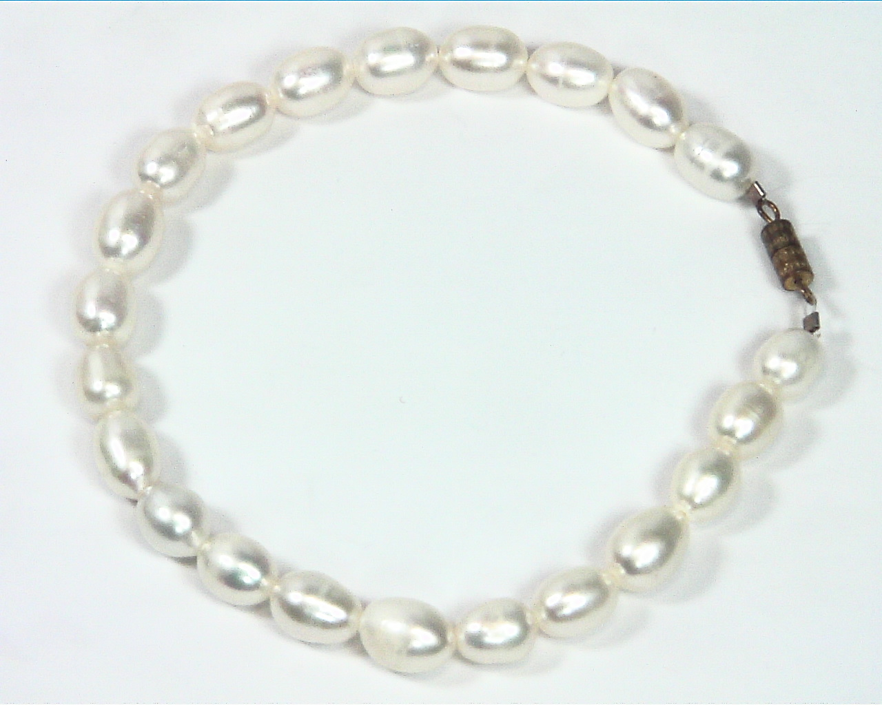 Pearl (Fresh Water) genuine Bracelet BSB,793