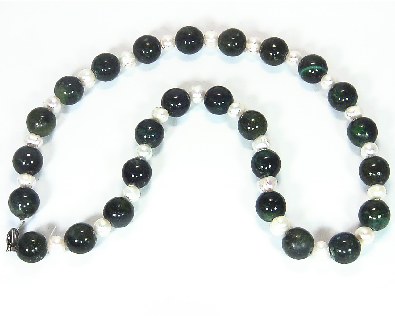Presicola Bead And Pearl Necklace NBD 834 1