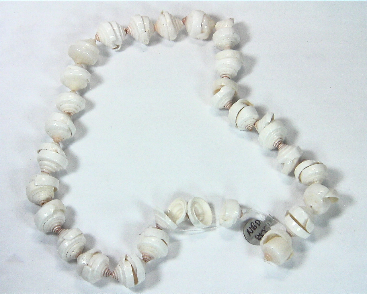 Sea Shell Necklace NBD,855 3