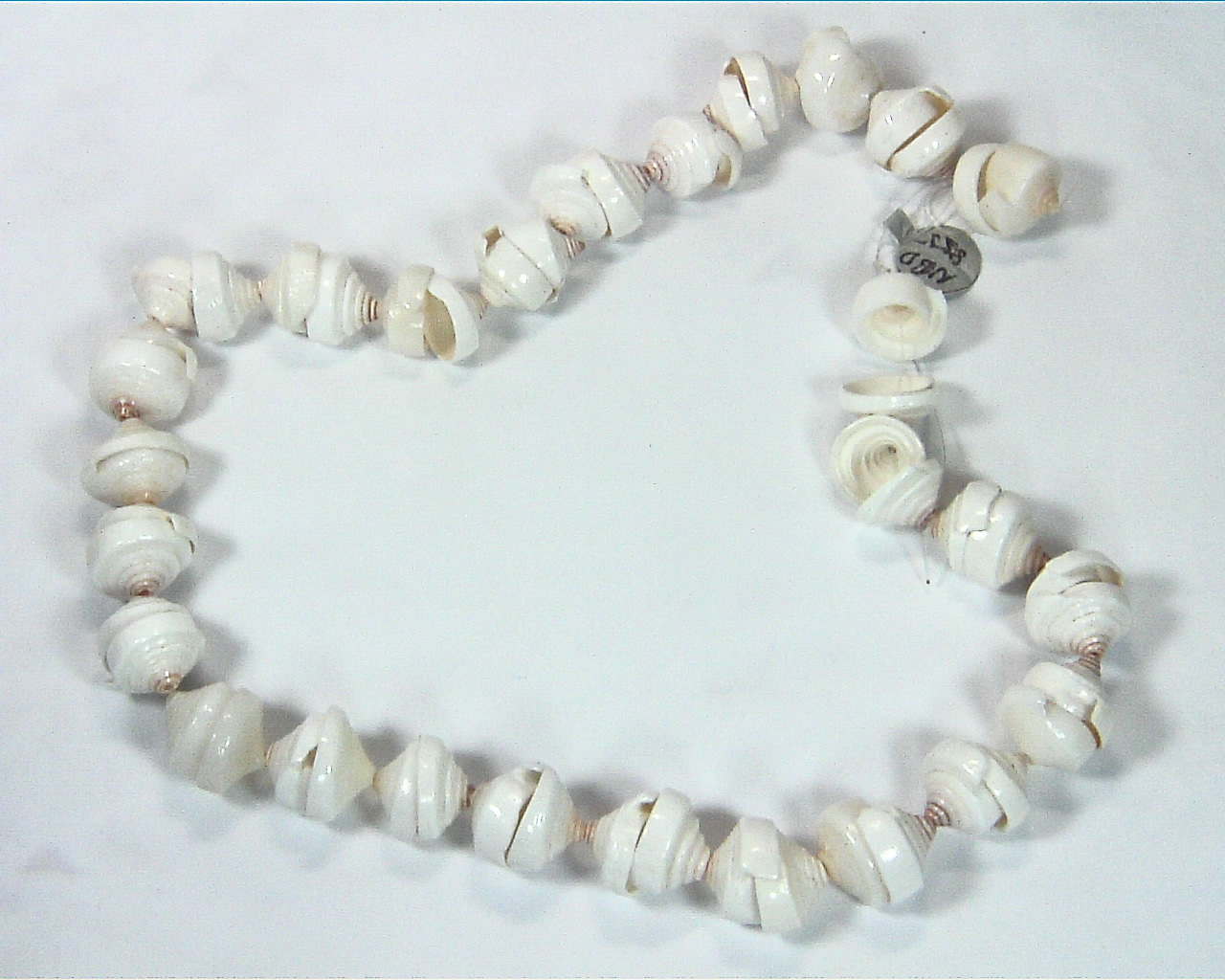 Sea Shell Necklace NBD,855 4