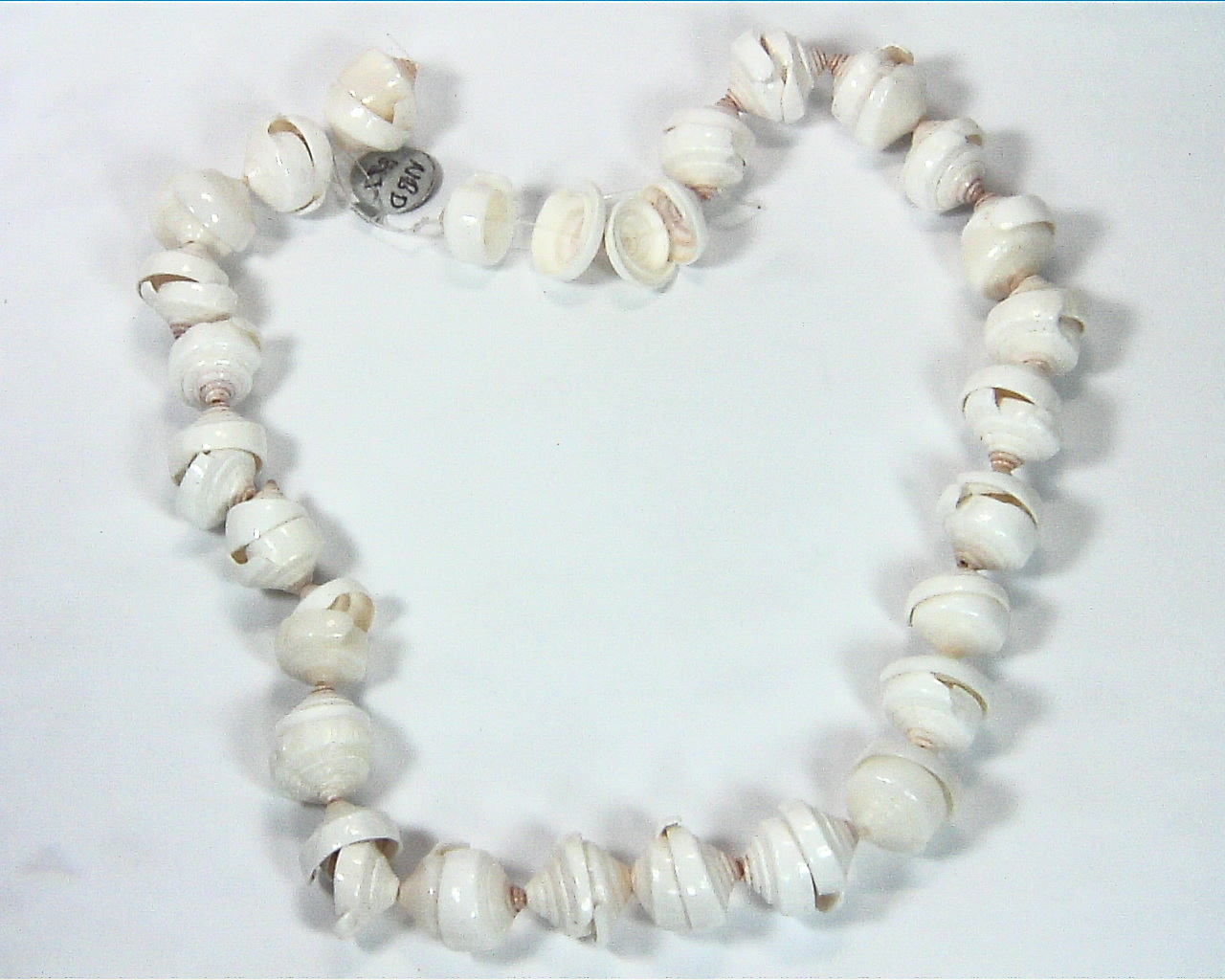 Sea Shell Necklace NBD,855 5